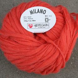Milano röd